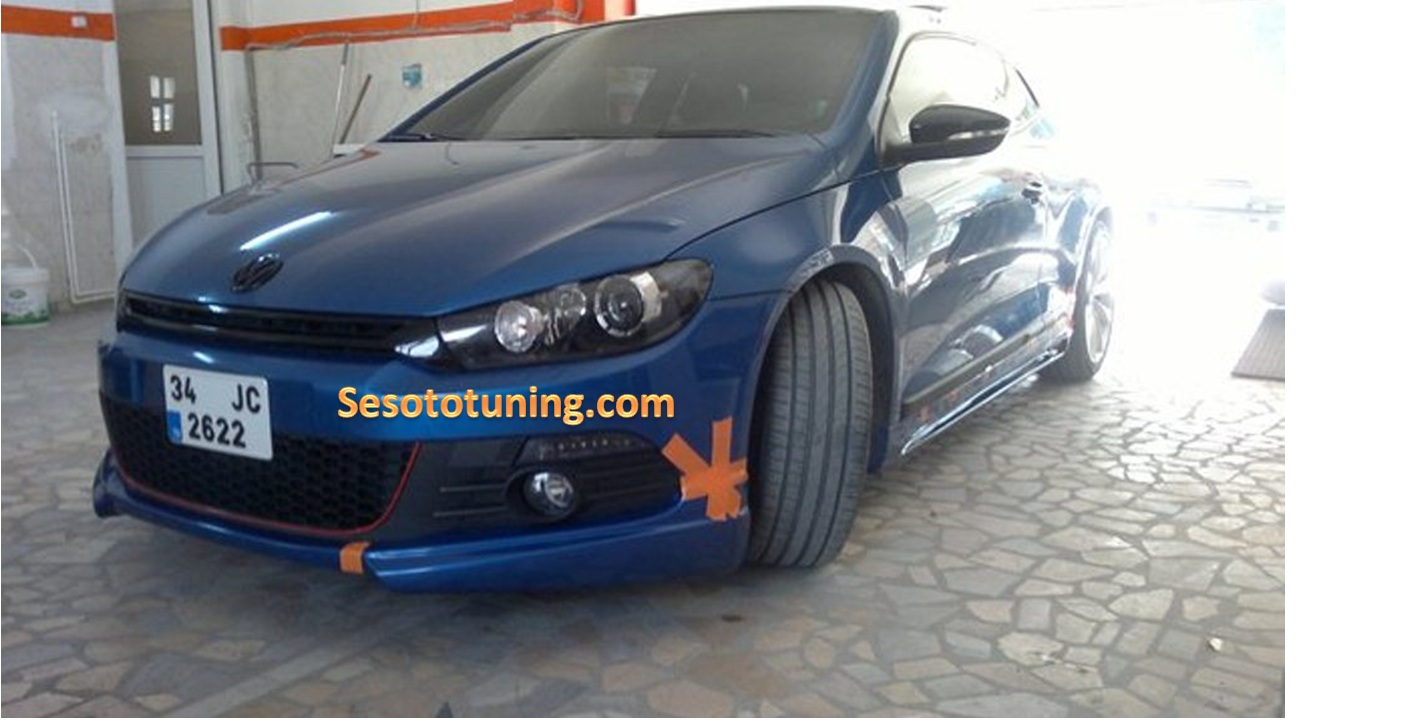 Scirocco Body kit