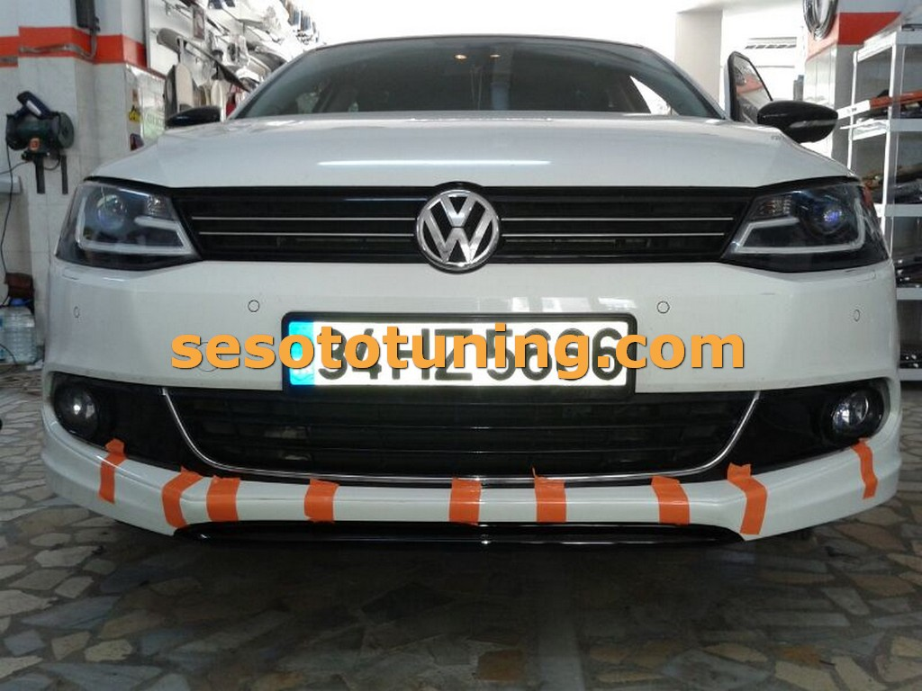 Yeni Jetta Body kit